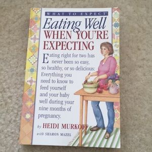 Pregnancy Eating Well Book